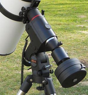 Teleskop Paralaktische Montierung