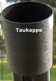 Teleskop Zubehör Taukappe Tauschutzkappe