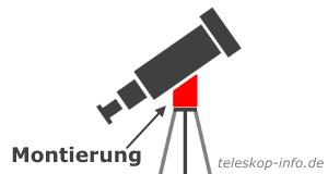 Teleskop Montierung